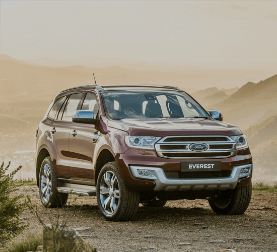 Auto Enthusiasts & Ford Everest