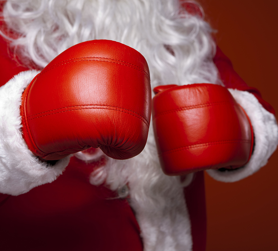 The Knockout that Wasn't — Boxing Day