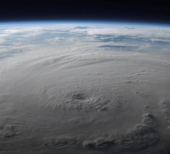 Harvey vs Irma through the Location Lens